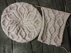 ravelry free knit beret pattern