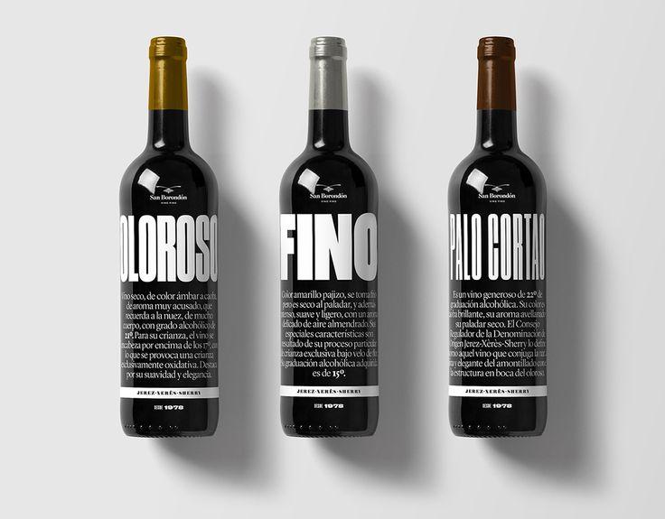 Logotipo y botellas de degustación para esta bodega jerezana que dedica a sacar los mejores caldos de la tierra desde 1978.