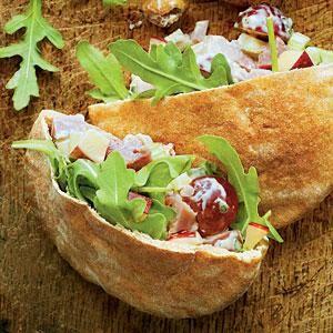 Ham Waldorf Salad Myrecipes Com If You Have Leftover Baked Ham