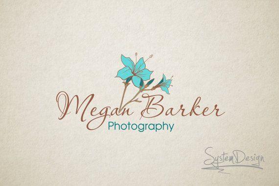 Premade Logos Photography Logos Custom Designs Premade logo and Photography logo