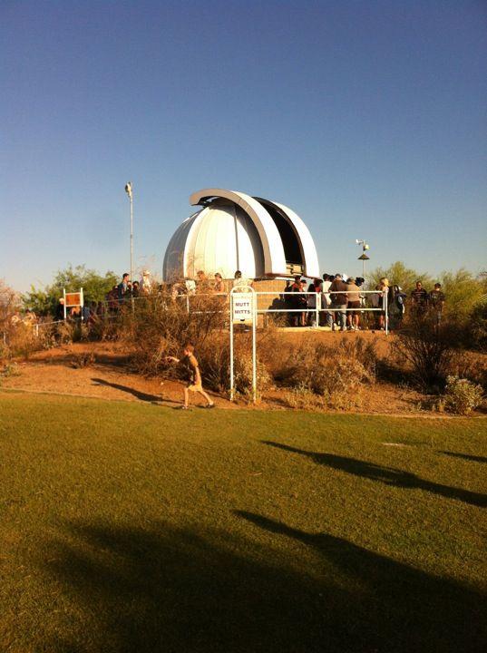 Gilbert Rotary Centennial Observatory in Gilbert, AZ