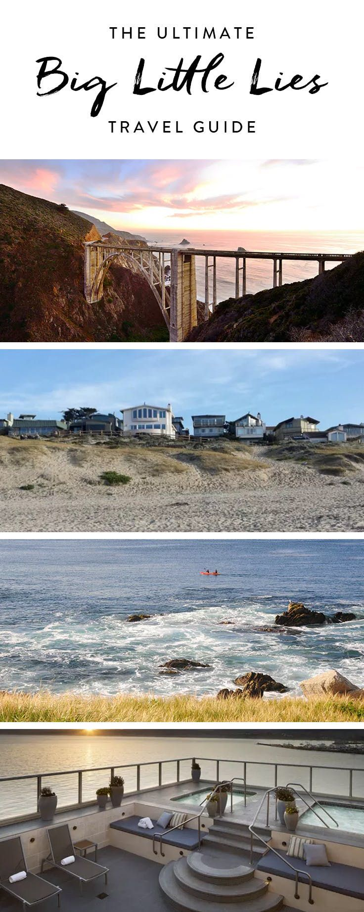 "The Ultimate ""Big Little Lies"" Travel Guide  via @PureWow"