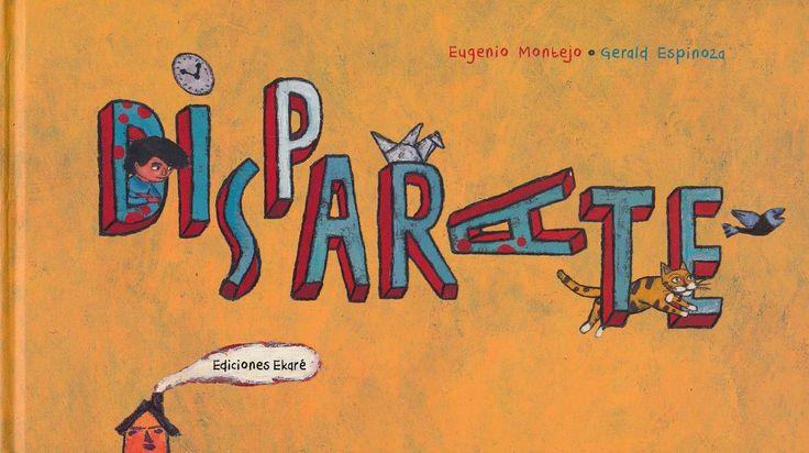 Poesía y juegos de palabras para niños del extraordinario Eugenio Montejo. Editado por Ekaré