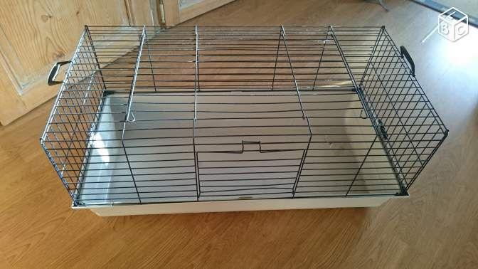 Grande cage pour lapin ou rongeur