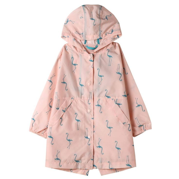 Topten10 KIDS UNISEX Pattern Rain Coat FAM #Topten10 #RainGear #Everyday