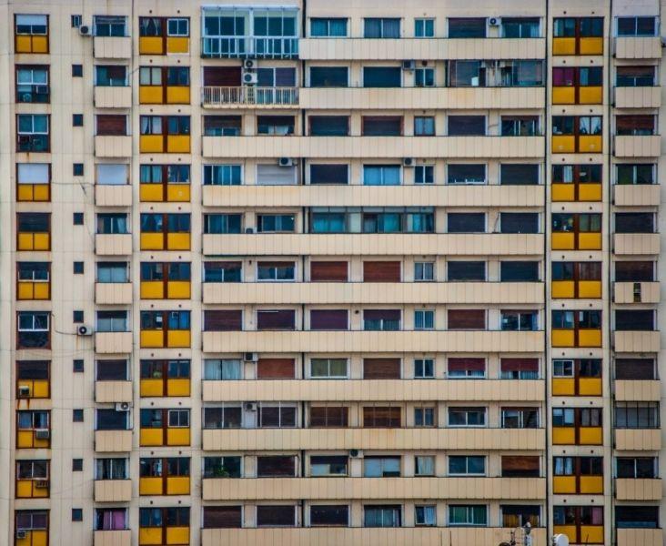 Galería - Fotografía de Arquitectura: Densidad urbana por Martín Volman - 6