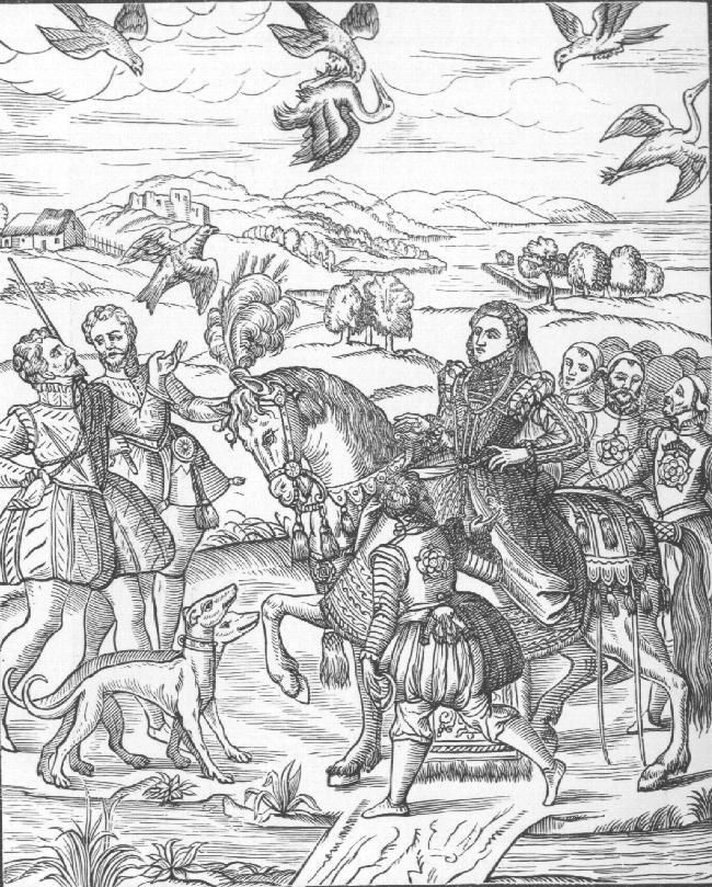 Horseback Riding, Elizabethan Era-Side saddles have come ...