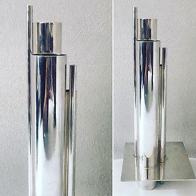 Vaso 🌹Fiori Vintage  ORGUE Design GIO PONTI for CHRISTOFLE FRANCE Anni '50 | Arte e antiquariato, Sculture | eBay!