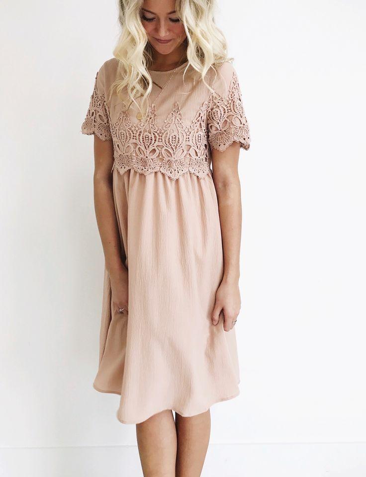 215 best Date Style: Romantische Kleider, Blusen, Pullover images on ...