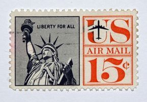 Rare Stamps Worth Money | ... stamp is quite common, but some examples are rare and valuable
