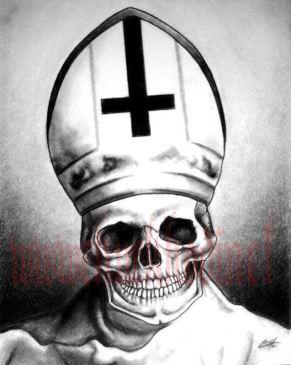 Print 8x10  - Pope - D...