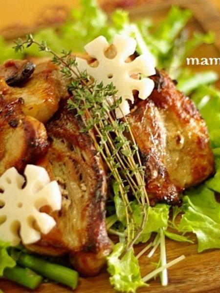 アップルジンジャー♪スペアリブのオーブン焼き by Mayu* | レシピ ...