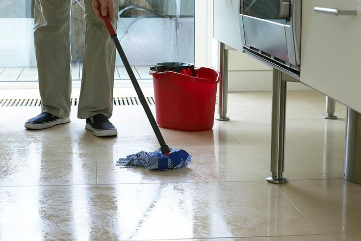 While mopping seems like a straightforward chore, there are a few tips that could help you be a more effective mopper.