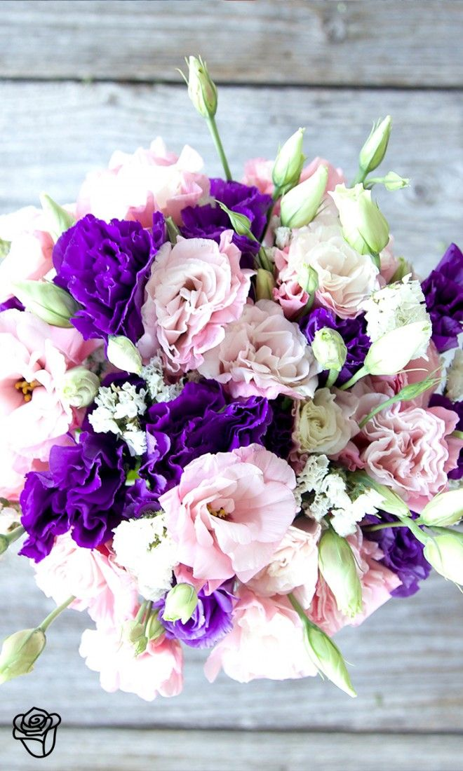 Pretty bouquet of flowers ==