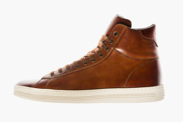 Tom Ford Fall 2014 Sneaker Collection. Gorgeous and very expensive. Very Tom Ford. $990