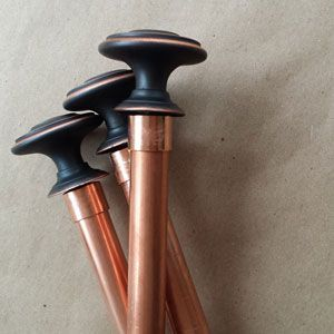 Create a Copper Hose Guide to Protect Your Flowers | Garden Club