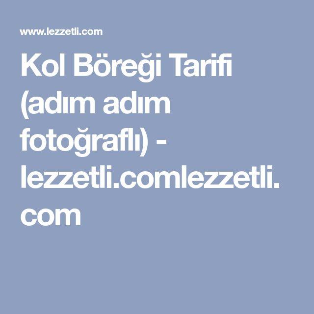 Kol Böreği Tarifi (adım adım fotoğraflı) - lezzetli.comlezzetli.com