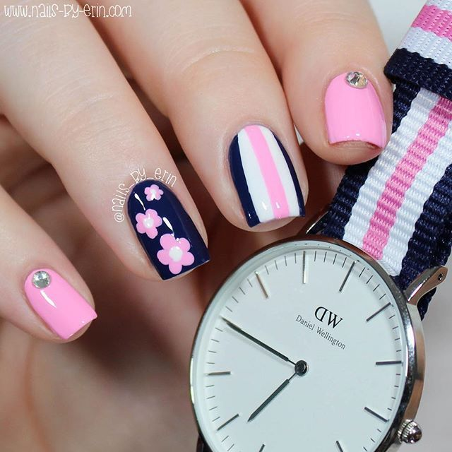 Instagram photo by @nails_by_erin via ink361.com