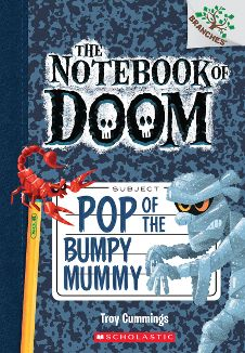 the best author of the notebook ideas the the notebook of doom