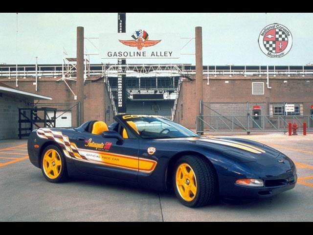 1998 Chevrolet Corvette C5 Convertible Indy 500 Pace Car