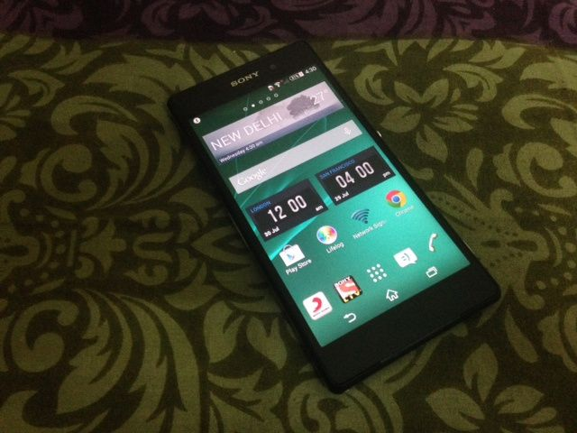 Review: Sony Xperia Z2