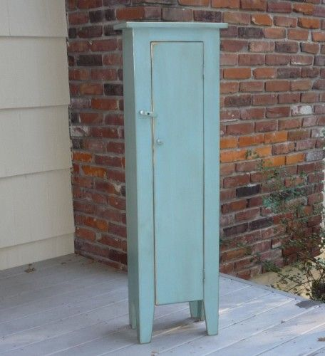 Chimney Cabinet, Lots of storage | BuckCreekFurnishings - Furniture on ArtFire