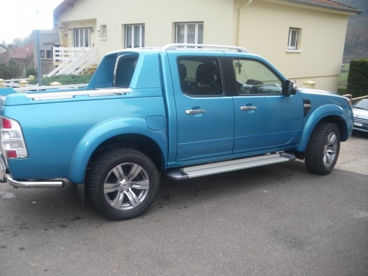 pick up ford ranger double cabine waldtrack www.laventerapide.com/vehicules