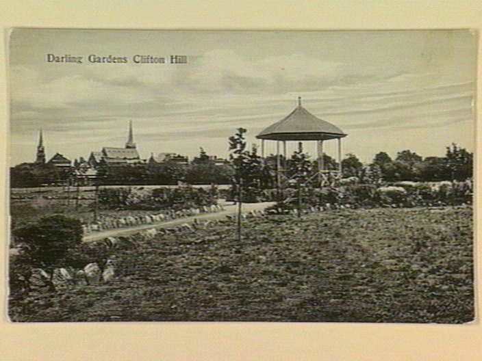 Darling Gardens with Rotunda, Clifton Hill