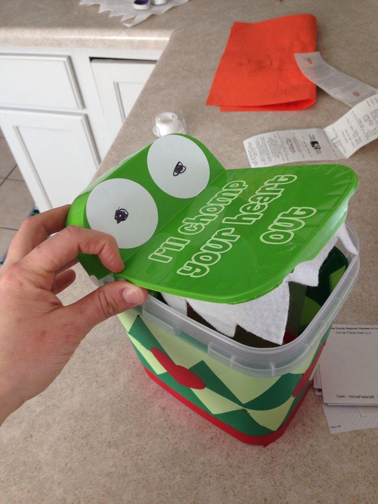 alligator valentine box httpss media cache ak0pinimgcom