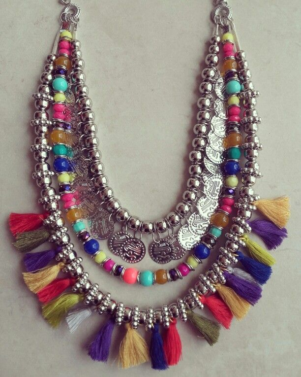 Collar Boho Chic. Complementos Chic