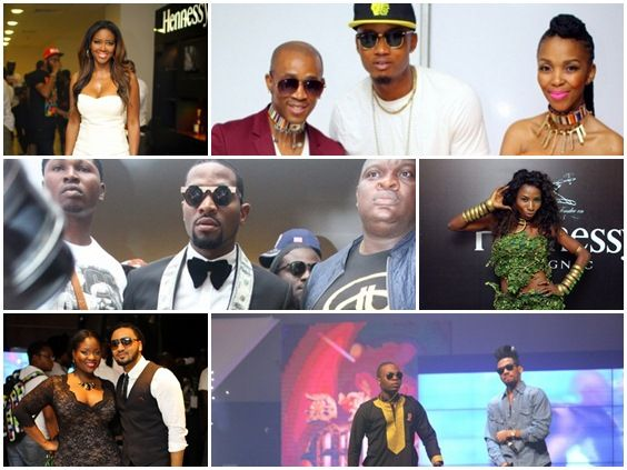 All The Entertaining Photos From The #DKMCONCERT: D'Banj, 2Chainz, Fally Ipupa, Kenya Moore and More