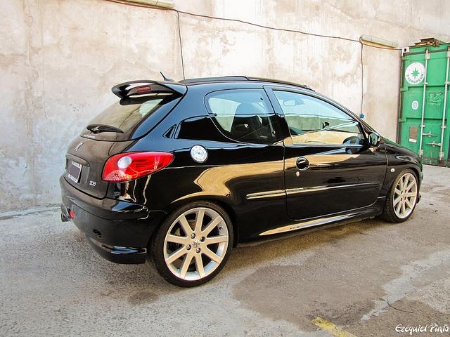 Peugeot 206 // El Perla Negra II
