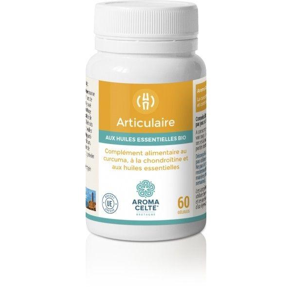 Aroma Celte Confort Articulaire - Souplesse et Mobilité - les-huiles-essentielles-bio
