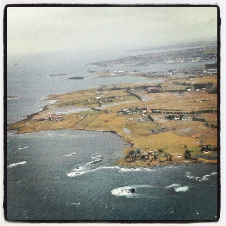 A bird's eyes view over Sola! #sola #regionstavanger