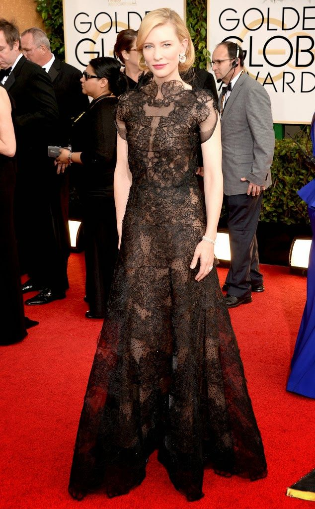 2014 Golden Globes - Best Dressed - Cate Blanchett