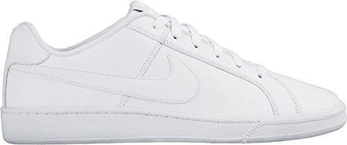 Oferta: 55€. Comprar Ofertas de Nike Court Royale, Zapatillas de Tenis para Hombre, Blanco (White / White), 42 1/2 EU barato. ¡Mira las ofertas!