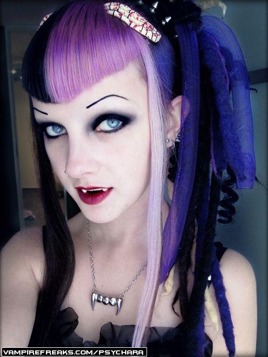 Pretty punk girl w natural bush sucks amp fucks