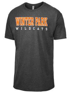 Winter park high school wildcats men's t-shirts – School outfits highschool winter shirts