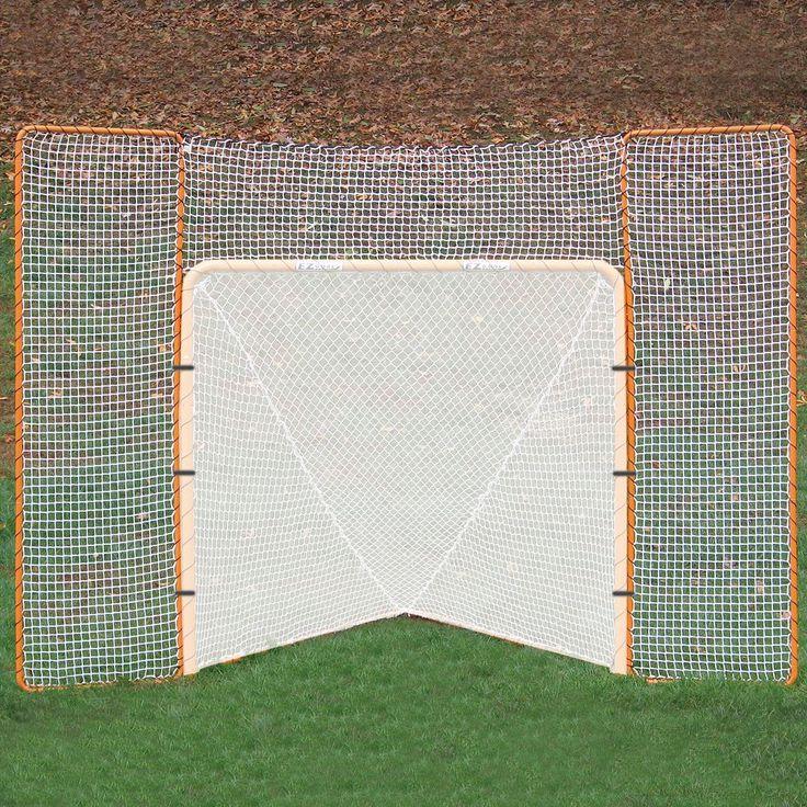 EZ Goal Multi-Purpose Lacrosse Rebounder, Multicolor
