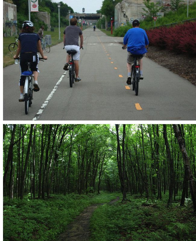 Blazing a hiking and biking trail from Detroit's Belle Isle to the Wisconsin border may not quite be of Lewis & Clark proportions. But Michigan's plan to give hikers and bikers a clear, 924-mile path from one corner of the state to the other is no small deed. Here's why state natural resources and tourism officials think the newly mapped trail will boost Pure Michigan.