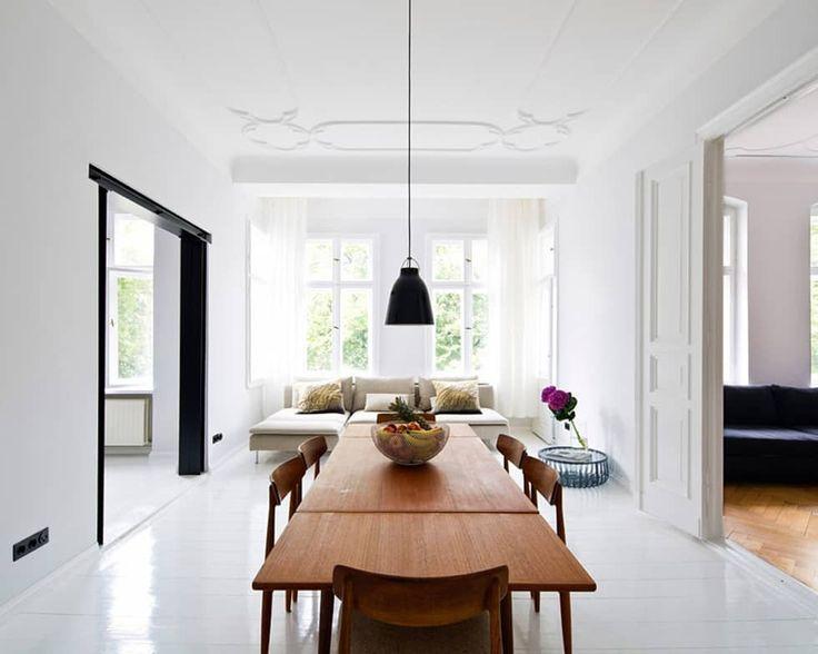 Novilei - Blog Imobiliário — 5 conselhos para ter um apartamento moderno  #casa #sala #blog #arquitetura #decoracao