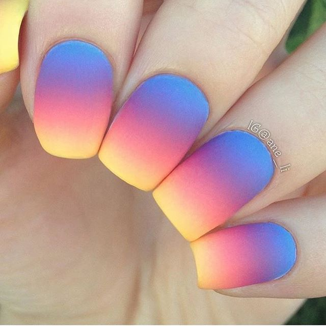 Best Nail Colours Summer 2016: 17 Best Ideas About Summer Holiday Nails On Pinterest