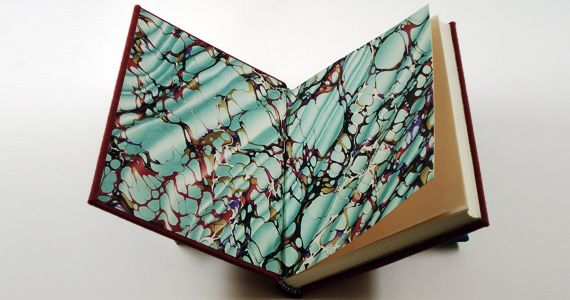 All about the various ways to make Marbled Paper from the very basic shaving cream method to the most advanced methods.