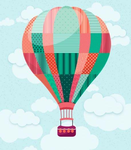 globos aerostaticos infantiles png - Buscar con Google