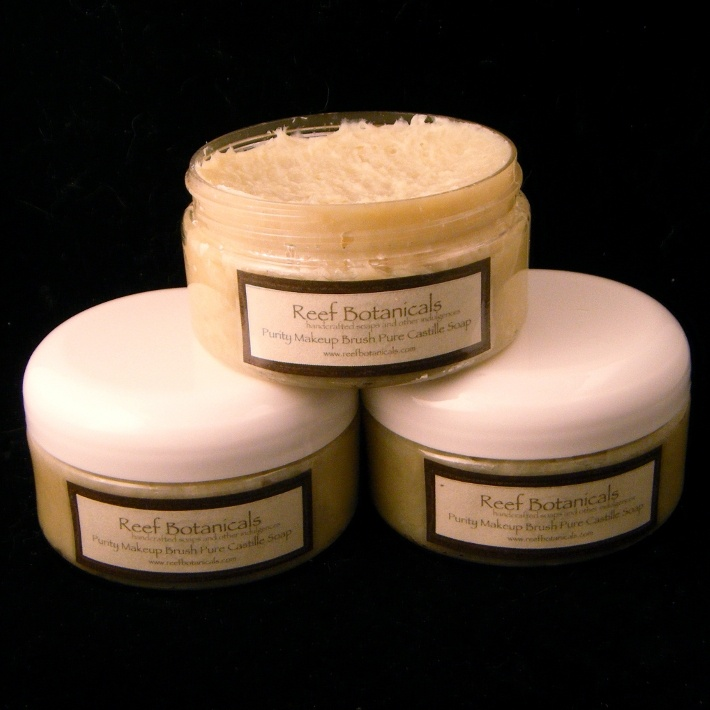 Purity Makeup Brush Pure Castile Soap
