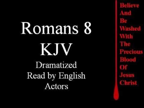 Romans 8 KJV