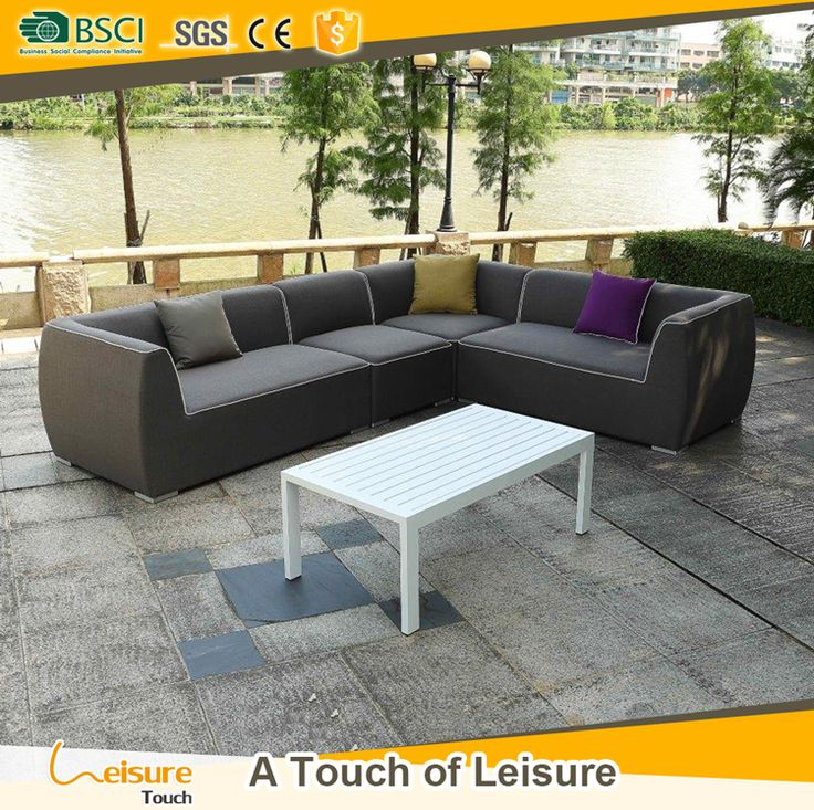 Big Lots Patio Furniture Upholstery Fabric Outdoor Furniture Grey Corner  Settee Units For Sale