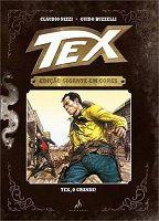Tex Edição Gigante Em Cores Volume 1 - Sebo Vitória Régia   Estante Virtual