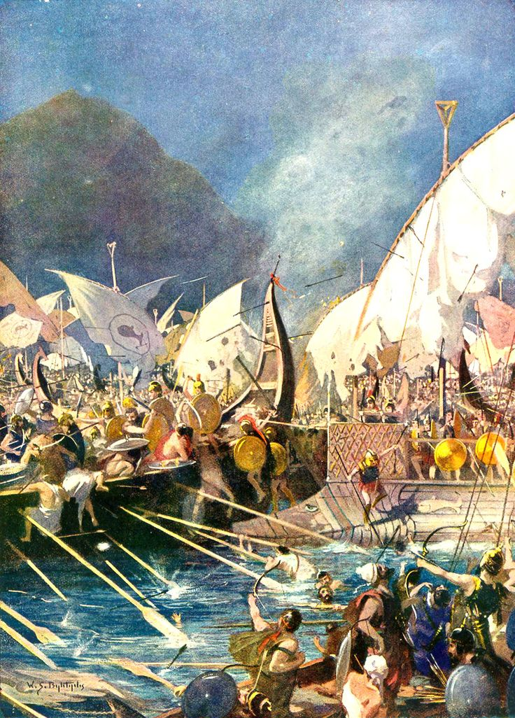 1000+ images about Battle of Salamis on Pinterest ...