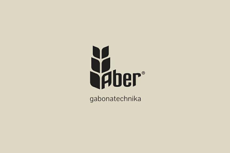 Áber Gabonatechnika logo design by @Dekoratio Brand Studio